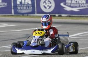 Academy Trophy champion Richard Verschoor (Photo: Press.net Images)
