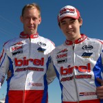 Simo Puhakka and Marijn Kremers will join the Gold Coast-based Patrizicorse outfit for the Race of Stars (Pic: KSP)