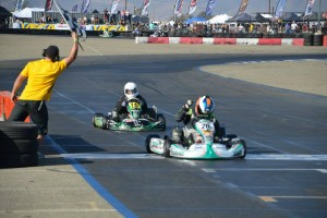 Another victory in PRD Masters was added to the total for Paul Bonilla (Photo: LAKC.org)