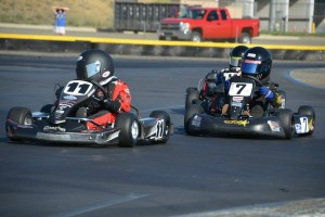 Sheldon Andrews became a first time Kid Kart Honda winner (Photo: LAKC.org)
