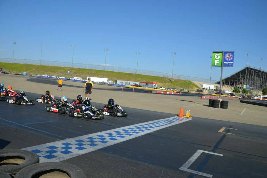 The 2014 season came to a close for the Los Angeles Karting Championship (Photo: LAKC.org)