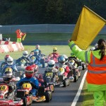Drivers need to acknowledge the Yellow flag more in racing