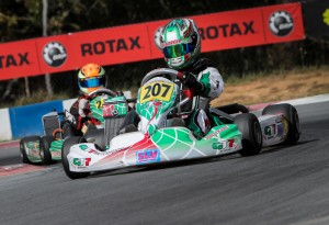 Anthony Gangi Jr. is the top driver in Junior Max after Friday's action (Photo: Studio52.us)