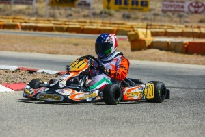 Arie Zimmermann drove his way to the inaugural Junior Max title (Photo: SeanBuur.com)