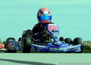 Luca Mars is the Yamaha Rookie champion (Photo: DavidLeePhoto.com)