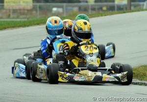 John Paul Southern races to a win in Yamaha Sportsman (Photo: DavidLeePhoto.com)