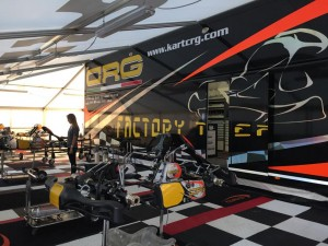 Wimsett raced under the CRG factory tent