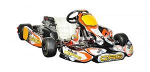 CRG Dark Rider EVO 32
