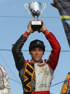 Campbell won both the S2 Semi-Pro division and the overall victory against the S1 drivers (Photo: dromophotos.com)