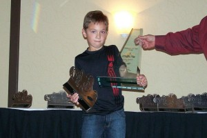 Ethan Clace MKA 2014 Driver of the Year