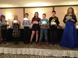 Mini Max Class Winners