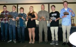 Senior Rotax Class Winners
