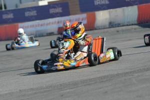 Texan Jacob Loomis scored the opening heat win in S5 (Photo: On Track Promotions - otp.ca)