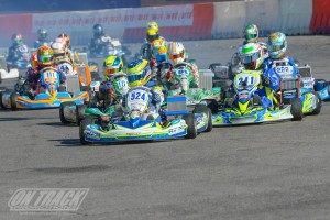 Former TaG Cadet winner Logan Sargeant is two for two in TaG Junior (Photo: On Track Promotions - otp.ca)