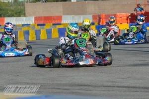 Defending SuperNats S4 winner Matt Hamilton is two for two in his heats (Photo: On Track Promotions - otp.ca)
