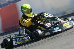 Former IndyCar driver Richie Hearn bounced back from a DNF in heat one to win the second TaG Master battle (Photo: On Track Promotions - otp.ca)