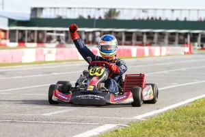 Brazilian Andre Nicastro is the only returning winner, set to pilot the Techspeed (Photo: Studio52.us)