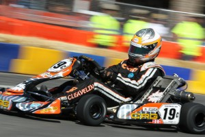 Two-time SuperNationals winner Billy Cleavelin enters the SuperNats leading Pro Tour standings (Photo: dromophotos.com)