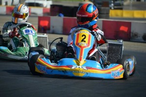 Former Pro Tour TaG Cadet champion Colton Herta returns to the SuperNats after racing USF2000 all season (Photo: LAKC.org)