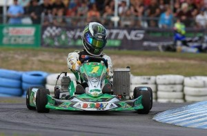 Aussie star David Sera will pilot his own 'Deadly' chassis brand at its first SuperNationals