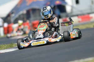 Davide Fore, five-time world karting champion, is making his first S1 start at the SuperNationals (Photo: On Track Promotions - otp.ca)