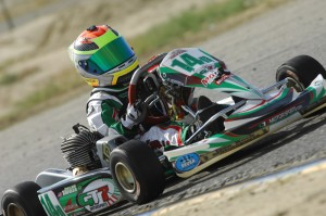 Dylan Tavella has won in SKUSA competition, but never the SuperNats (Photo: On Track Promotions - otp.ca)