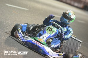 Italian Gian Cavacuiti enters Vegas as the Pro Tour point leader (Photo: On Track Promotions - otp.ca)