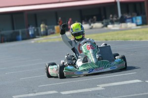 SKUSA Pro Tour leader Jake Craig is gunning for the SKUSA #1 plate (Photo: On Track Promotions - otp.ca)