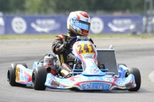 2013 Rotax Grand Finals champion Juan Manuel Correa makes his return to US soil after racing in Europe all season