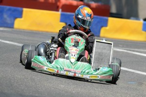 Nick Neri is currently the number one in the EKN Stock Moto Driver Rankings (Photo: On Track Promotions - otp.ca)