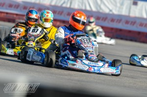 Aussie Kip Foster has been leading the TaG Master field since the first practice (Photo: On Track Promotions - otp.ca)