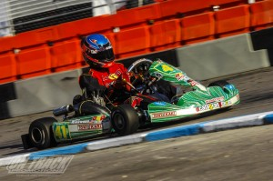 Once again, Kyle Kirkwood stepped up to the pressure and posted fast time in S2 (Photo: On Track Promotions - otp.ca)