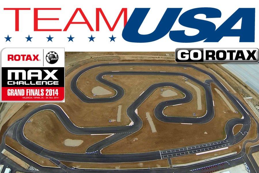 Team USA Rotax Grand Finals 2014 logo