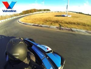 Valvoline named as official karting oil of GoPro Motorplex's rental kart fleet