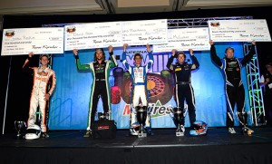 Top Kart driver Marco Maestranzi takes top honors in TaG Senior (Photo: On Track Promotions)
