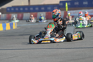 Milan Dontje wrapped up a solid Pro Tour effort, finishing just ahead of his teammate Leemsann in the S1 final (Photo: On Track Promotions - otp.ca)