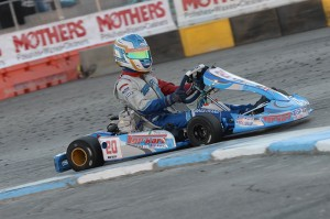 P1 Engines stood at the top of the podium with Marco Maestranzi (Photo: On Track Promotions)