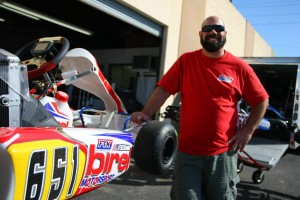 Seesemann is not only a promoter and shop owner, but a racer himself (Photo: SeanBuur.com)