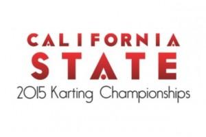 California State Karting Championships 2015 logo