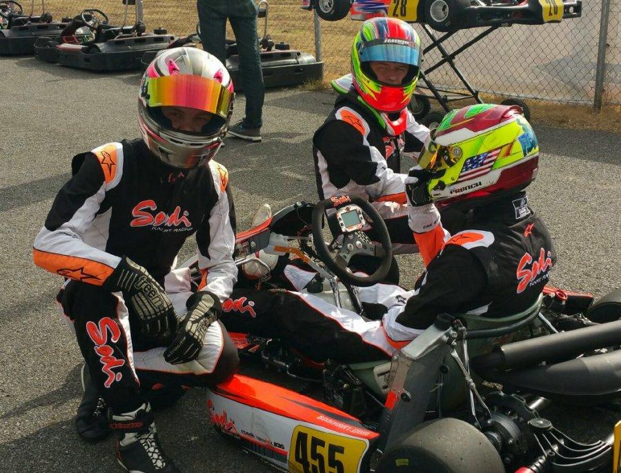 Dallas Karting Complex >> Sodi Kart USA / Dallas Karting Complex Adds Jake French ...
