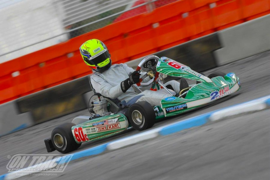 Jake Craig finishes 2014 as the top pilot in the EKN TaG Driver Rankings (Photo: On Track Promotions - otp.ca)