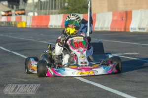 UK driver Jordon Lennox bagged $16,000 with the S1 victory and Pro Tour title (Photo: On Track Promotions - otp.ca)