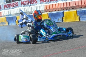 It was a solid victory for Raul Guzman in S5 (Photo: On Track Promotions - otp.ca)