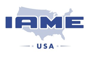 IAME USA logo
