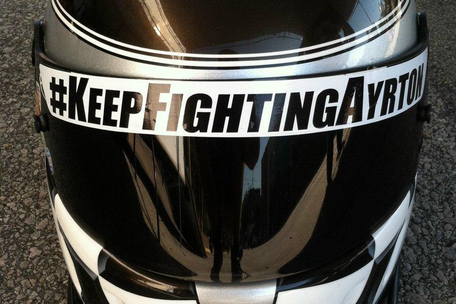 KeepFightingAyrton