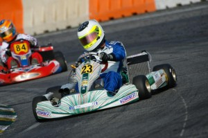 Barrichello has competed previously at the Florida Winter Tour (Photo: Florida Winter Tour)