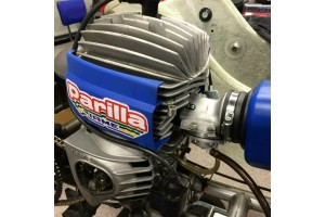 The IAME Mini Swift is now the spec engine for the TaG Cadet category in Superkarts! USA competition