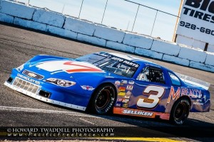 Selliken is set to pilot a Super Late Model at Evergreen Speedway in 2015 (Photo: Howard Twaddell Photography - PacificFreelance.com)