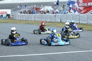 Top Kart drivers led the pack throughout the state of Florida (Photo: Top Kart USA)