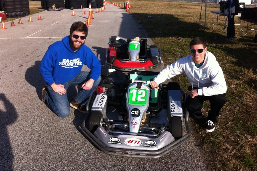 2015 24 Hours of America - Trey Shannon - Pre Race